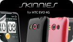 HTC EVO 4G Bare Necessities - Ultimate Protection